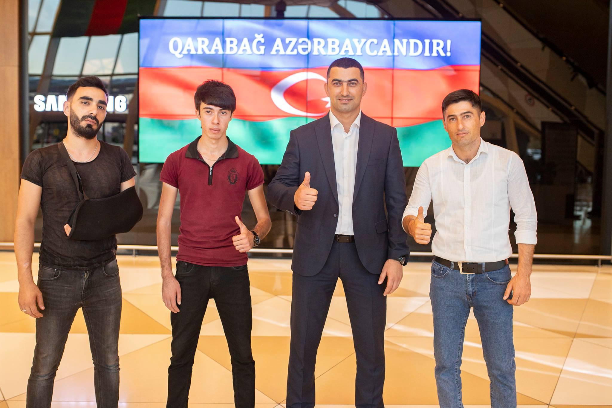 """Daha 3 qazimiz """"YAŞAT"""" Fondu tərəfindən Türkiyəyə göndərilib"""